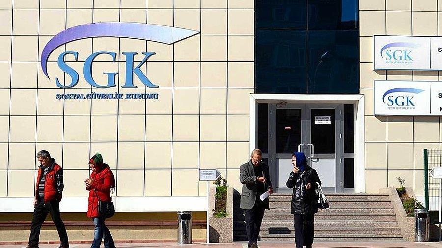 SGK Müfettiş Yardımcılığı